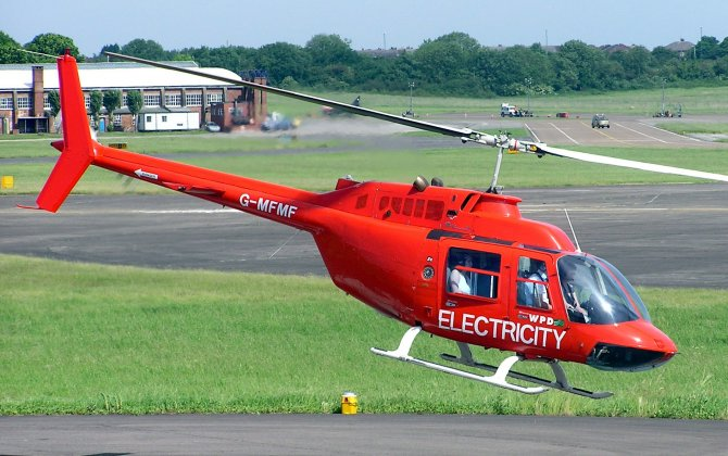 Bell Helicopter seals deal with AMGH for 8 bell 206-4S