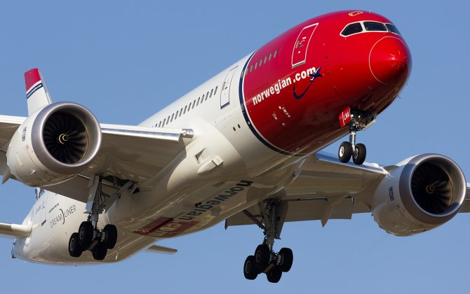 Norwegian orders 19 additional 344-seat Boeing 787-9 Dreamliners