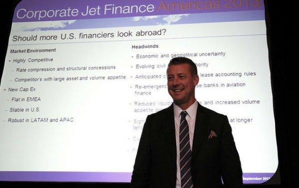 Jetcraft issues first Business Aviation forecast