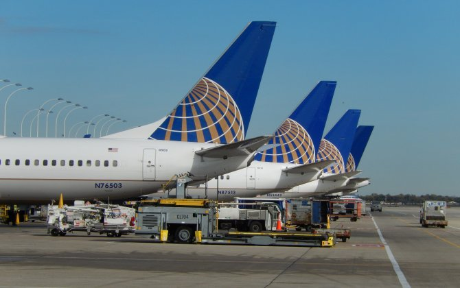 United Airlines' acting CEO aims to reassure investors amid strong results