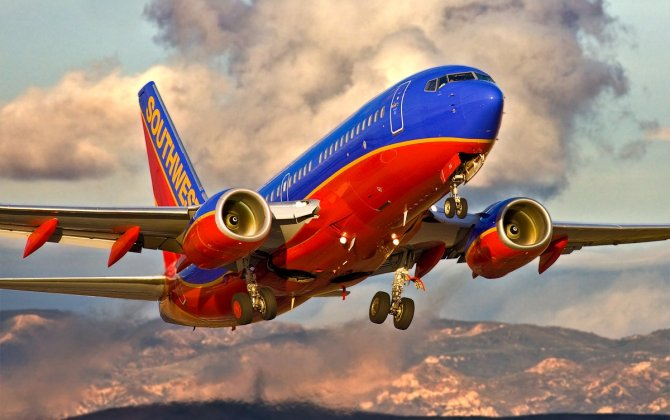 Southwest Airlines, 63.1% increance in net income in Q3, 2015