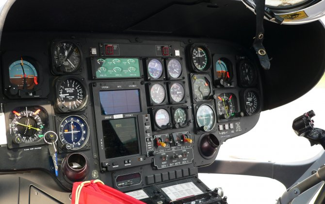 Glasgow Police EC135 Crew Didn't React To Fuel Warnings