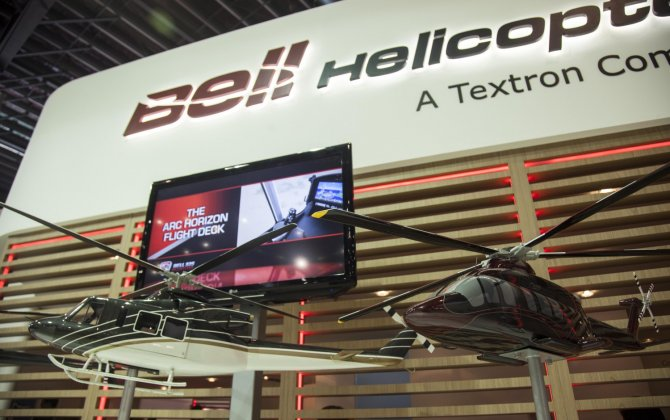 Bell Helicopter opens new office in Mexico