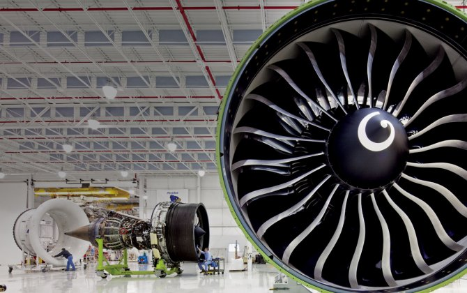 GE Aviation Rolls Out Its 1,000th GEnx Engine