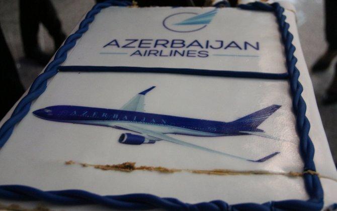 AZAL first flight lands in Vnukovo