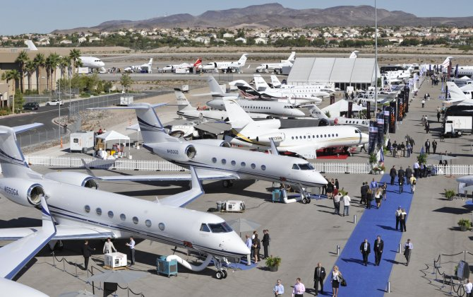 NBAA Convention Preview: NBAA 2015 Is Vegas's Baby