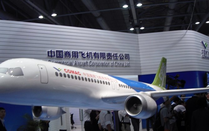 China to Unveil Narrow-Body Jet, Showcasing Aerospace Ambitions