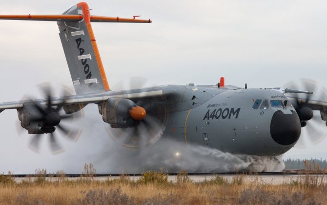 Airbus Proves More A400M Capabilities, and Eyes Exports