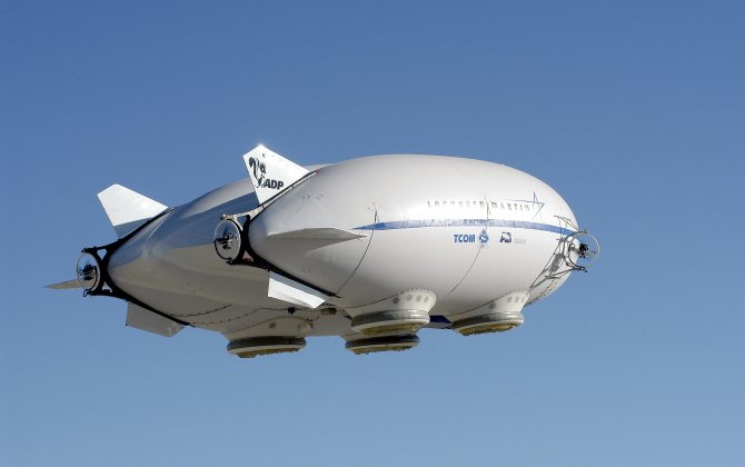 HAV airship receives helium lift ahead of delayed return to flight