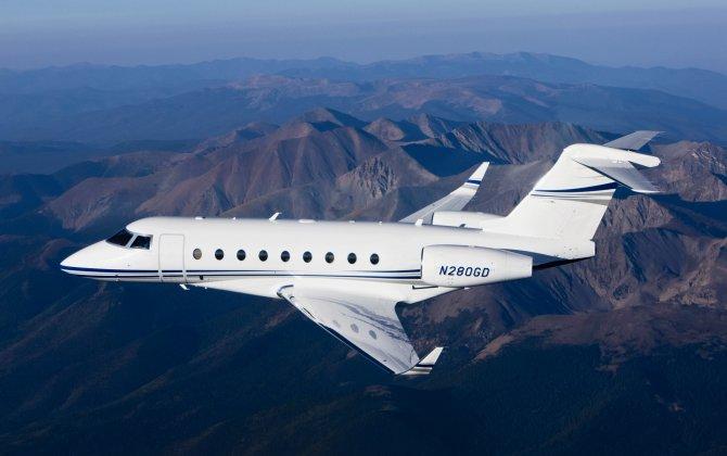 Spotlight on the Gulfstream G280 Business Jet Cabin Interior - AIN TV