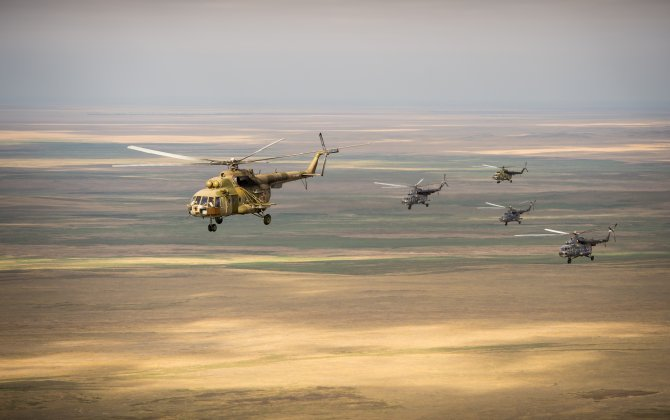 Russian Helicopters develops maintenance support for helicopters in Latin America
