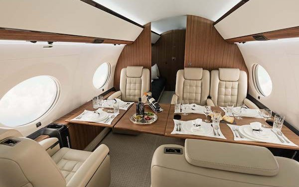 400th Gulfstream G650 aircraft delivered