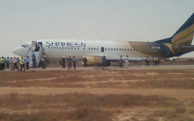 Shaheen 737 heavily damaged during landing