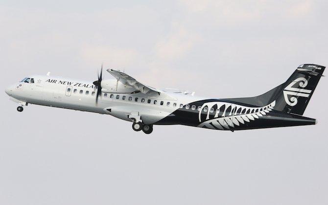 Air NZ buys 15 ATR 72-600s, shows strategic regional hand