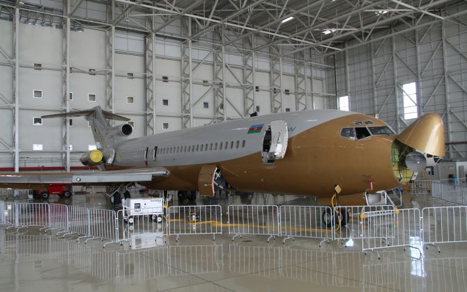 Goodbye to vintage Boeing Business Jet