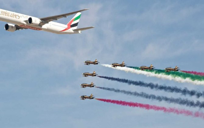 Dubai Airshow Biggest and Best Ever