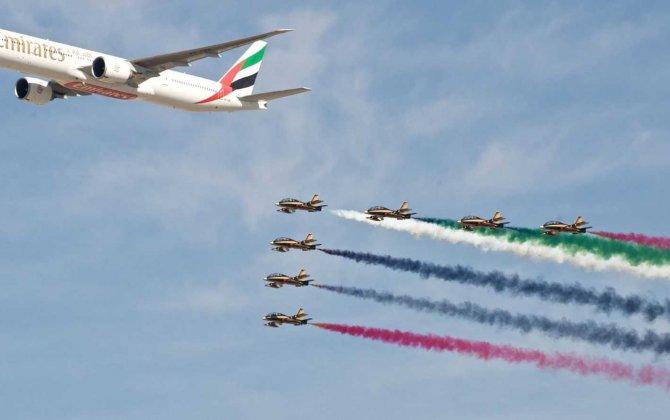 Dubai Airshow Biggest and Best Ever