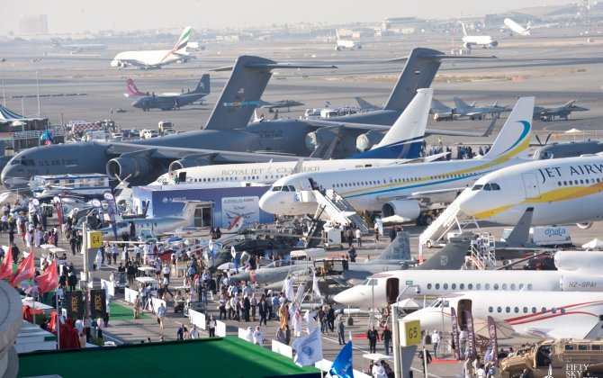 Dubai Airshow Opens Amid Drop in New Jetliner Orders