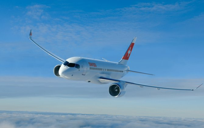 Swiss role for the new CSeries