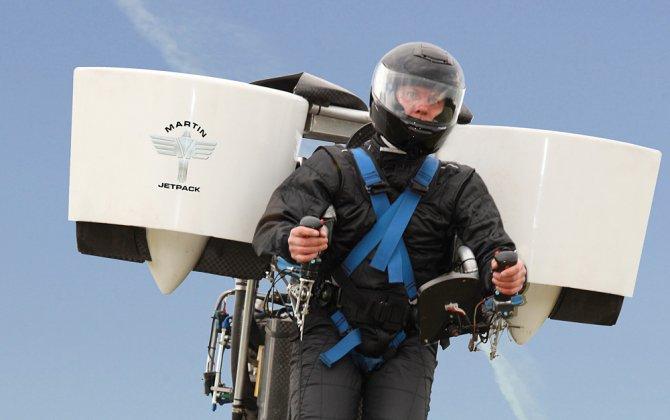 DUBAI: Martin Jetpack rockets in for Dubai premiere