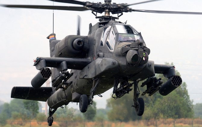 Boeing, Tata JV to perform AH-64 work