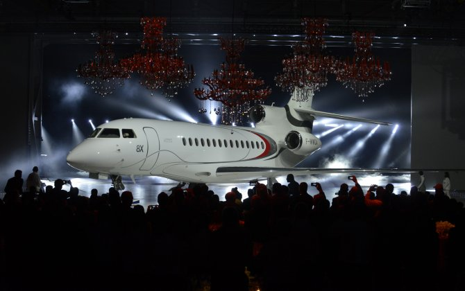 The Making of the Falcon 8X