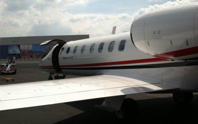 Air Ambulance takes off in Kazakhstan