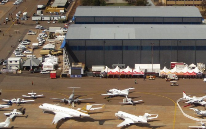 Report: Bizav Poised for 'Significant' Growth in Africa