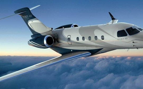 FLIGHT TEST: Legacy 450 wired for success