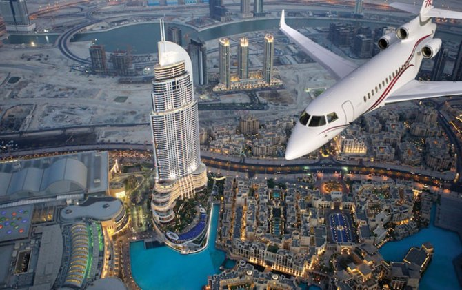 Middle East Business Jet Market Soaring