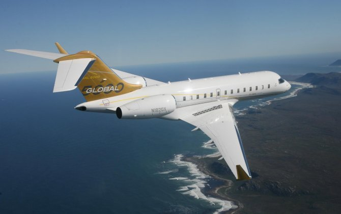 Bombardier to deliver two Global 5000 aircraft to Middle Eastern customers