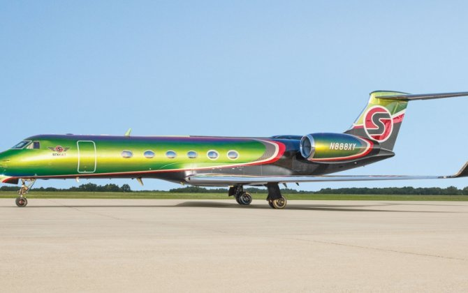 Duncan touts Sexyjet paint project