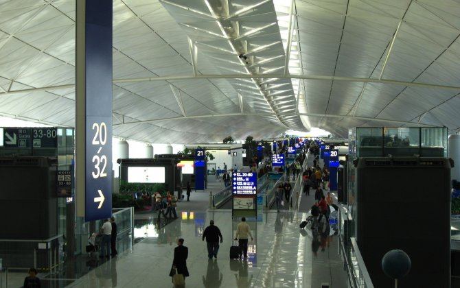 HKIA, passenger traffic grows by 7.7% in October, 2015