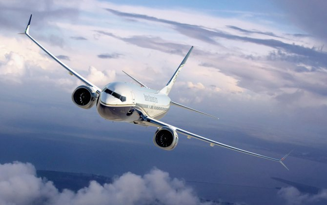 Boeing Business Jets Announces Four New BBJ MAX 8 Orders