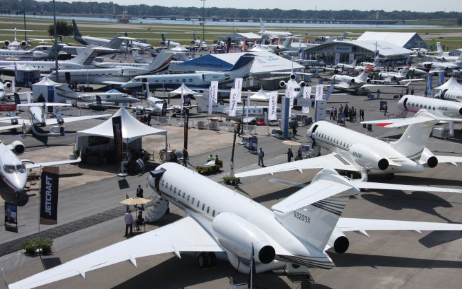 NBAA2015 a Boon to Southern Nevada Economy, Says Clark County Commissioner
