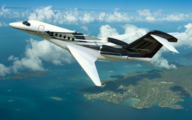 Textron debuts Cessna Citation Longitude super-midsize jet