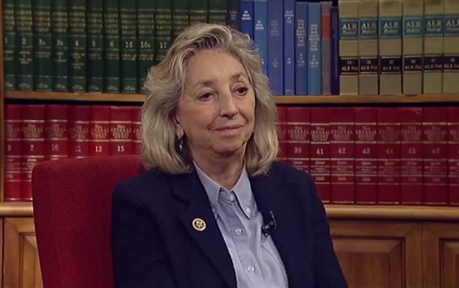 From NBAA2015, Five Questions for Nevada U.S. Rep. Dina Titus