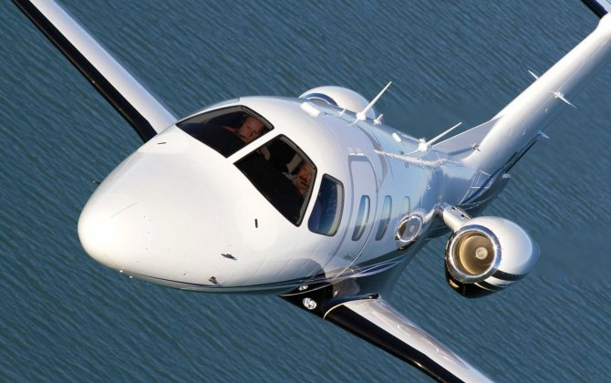 One Aviation confident of Eclipse 550 European certification soon