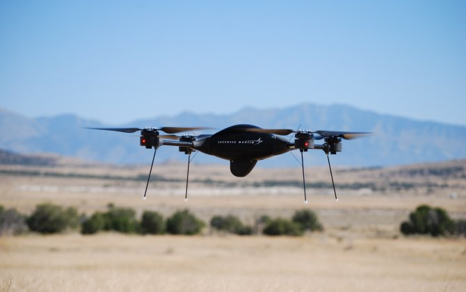 UAVs find their place in business aviation