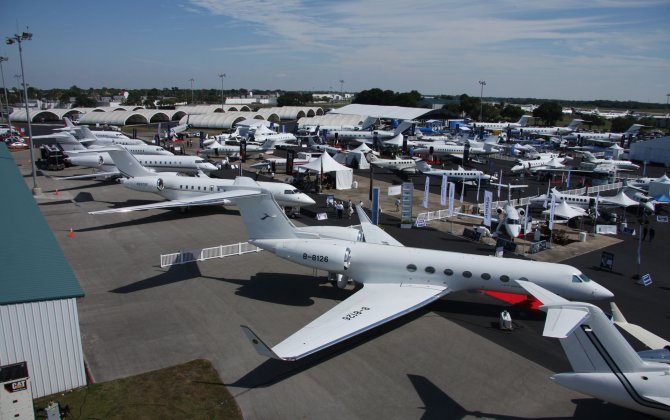 NBAA's 2015 Convention Demonstrates Vitality of Show and Industry