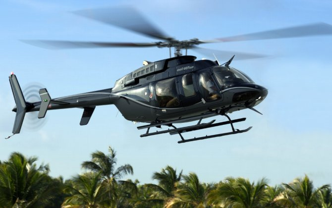 First Bell 407GXP purchased in Germany