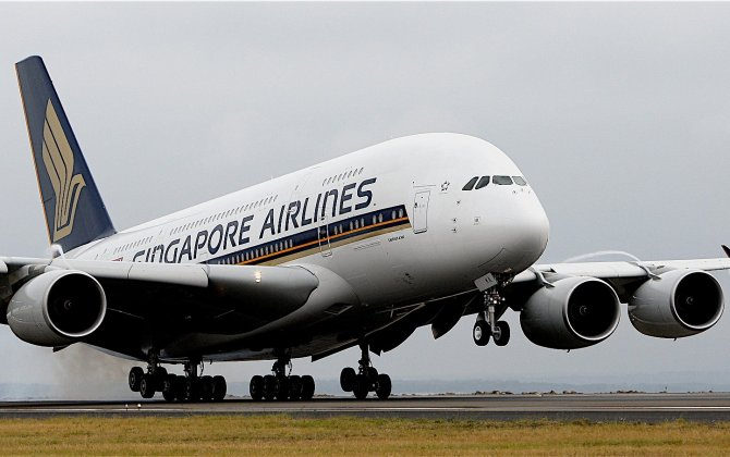 Singapore Airlines Flight from U.S. Lands Safely Amid Bomb Threat