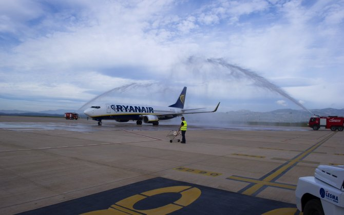 """Spanish Ghost Airport """"Paid Ryanair 420,000 Pounds to Fly There"""""""