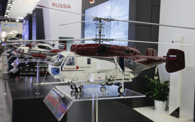 Russian Helicopters are Faced With Delays in Payment of Foreign Contracts