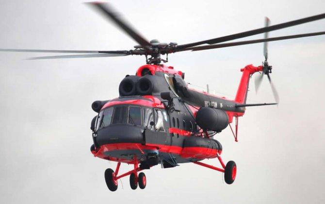 Russian military accepts Arctic Mi-8 rotorcraft