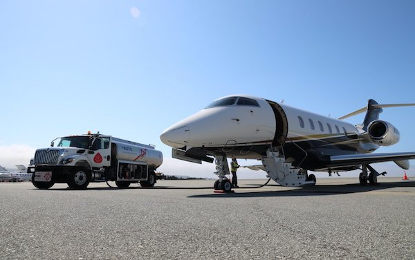 4AIR, Del Monte Aviation and the Monterey Fuel Company coordinate sustainable aviation fuel offering