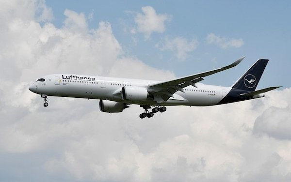50 percent of the fleet back in the air: Lufthansa Group