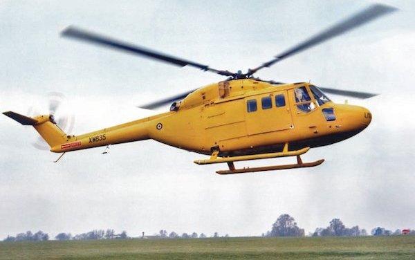 50 years since maiden flight - Leonardo Lynx helicopter