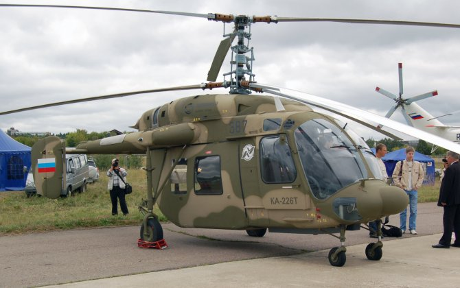 India Ready for Joint Production of 200 Ka-226 Helicopters With Russia