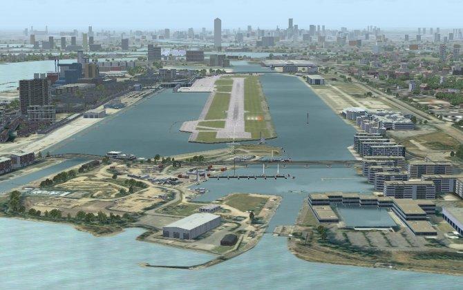 Li Ka-Shing's CKI in the Running in US$3 Billion London City Airport Sale
